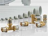 PEX-AL-PEX pipes and fittings