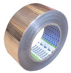 Алюминиевый скотч, армированный 50mm x40m