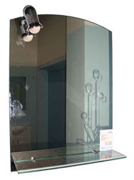 Spogulis 70x50