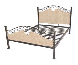 Металлическая кровать 160X200 CM