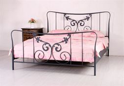Metāla gulta 140X200 2D
