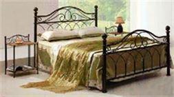 Metāla gulta 180X200 2D