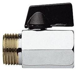 Шаровый мини-вентиль 1/2' MF