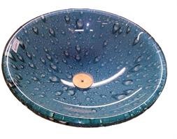 Раковина 42cm Blue